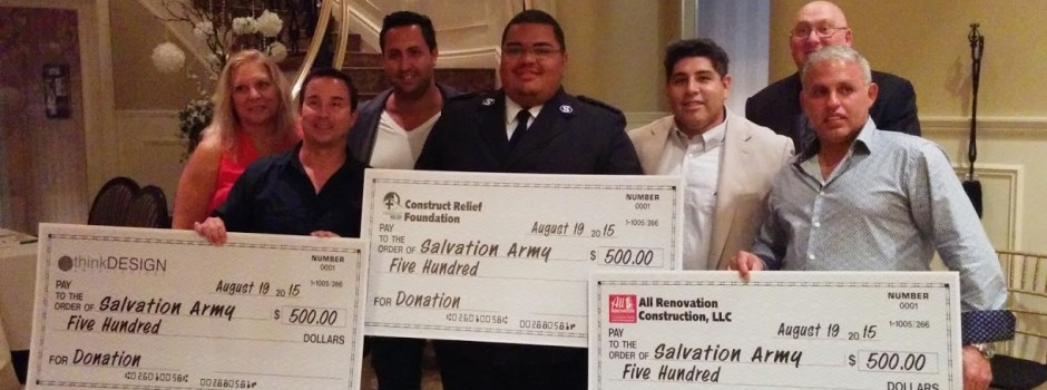 Construct-Relief-Foundation-All-Renovation-Construction-donates-Salvation-Army-Staten-Island-Food-Pantry-2015